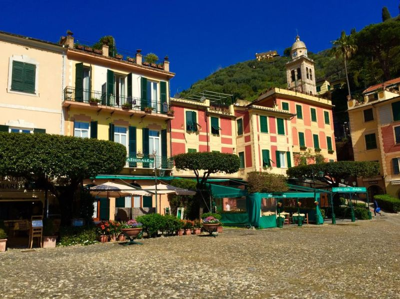 One of the only hotels to be located directly on Portofino's pretty little harbor, Albergo Nazionale offers lovely views and great service as well as spacious, comfortable rooms.