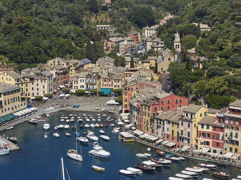 Belmond Splendido Mare is located in Portofino Piazzetta Square.