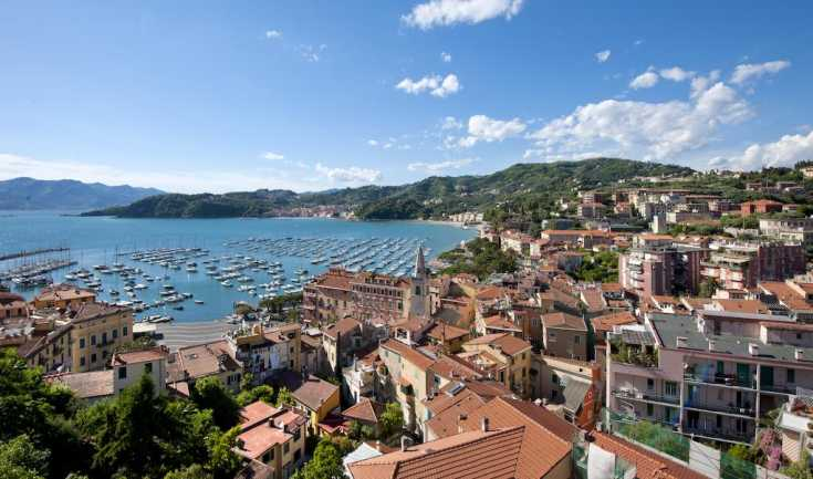 In the twelfth century, Lerici was already a maritime port of call and an important trading center.